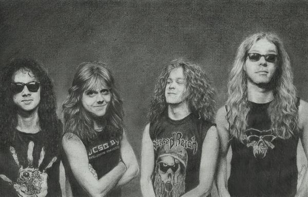 Metallica by Joanna95